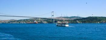 """""""Puente Bosforo"""" Autor: Destina Hürriyet"""